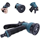 Multifunction Water Nozzle Household Garden Car Wash Water Gun 7 Pattern By Yourig