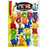Magnetic Learning Alphabets And Numbers - Educational Magnet Set For Kids
