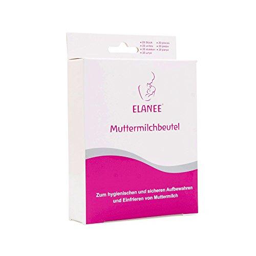 Elanee Muttermilchbeutel 710-00 – 20er Set - 3
