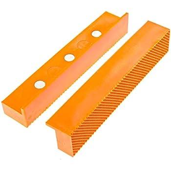 Sil118 4 Banc de per/çage magn/étique ou vice de mors doux Engineers Prises en caoutchouc 100mm