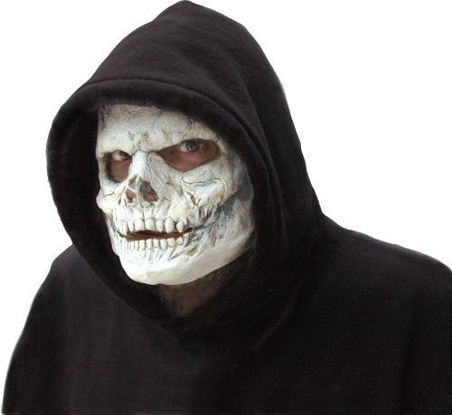 Grim Reaper (Latex Gevatter Maske Tod)