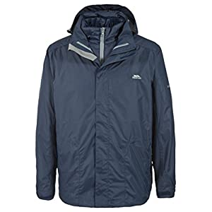 trespass men's pembroke 3-in-1 jacket