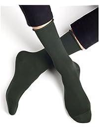 BLEUFORÊT - Chaussettes Coton Non Comprimantes Veloutées