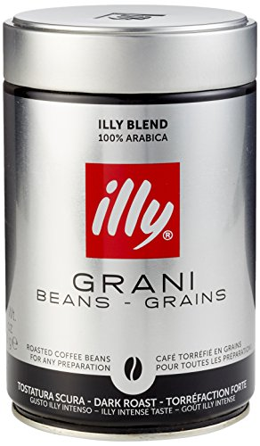 ILLY BLEND, 100% ARABICA GRANI Beans
