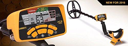 Garrett Ace 400i Metal Detector