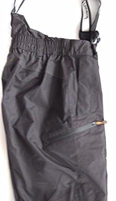Pinewood Wengen Männer Regenhose mit Stretch Hosenträger black S,M,L
