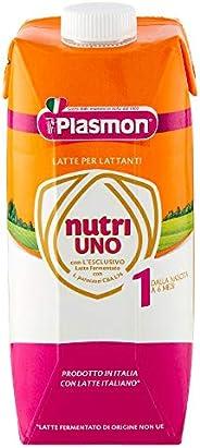 Plasmon Nutri-Uno Liquido, Confezione da 12 x 500 ml