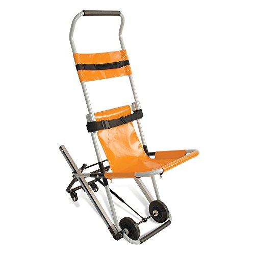 Reliance Medical Silla de evacuación con funda y soporte