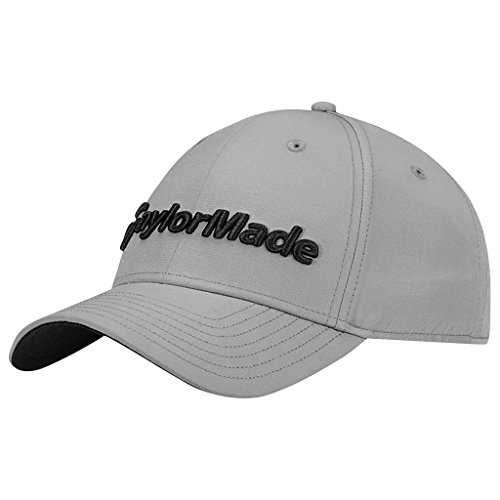 TaylorMade Golf 2018 Mens Performance Seeker Adjustable Golf Cap Charcoal