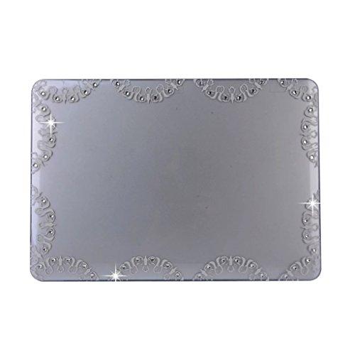Ultra Slim Plastik Hartschale Schutzhülle Snap Case für Macbook Air 13.3