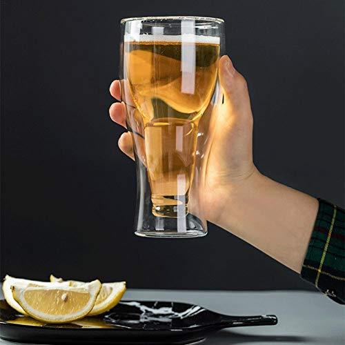 ed Cup Bierkrug Double Layer Acryl Kunststoff ()