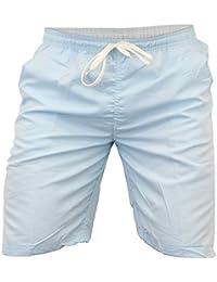 Mens Swimming Shorts Soul Star Trunks Knee Length Mesh Beach Drawcord Summer New
