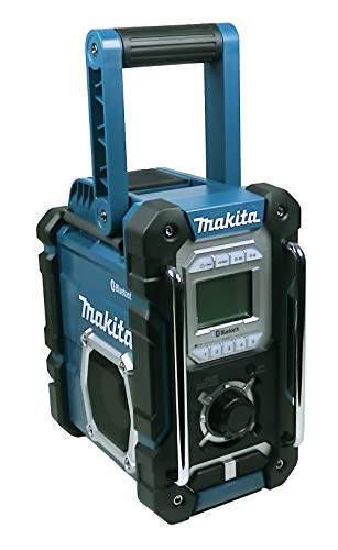 Makita DMR 108 Baustellenradio mit Bluetooth -Solo- ohne Akku und Ladegerät