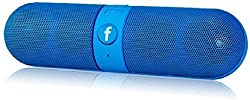 Qwerty P95690 Facebook Portable Bluetooth Mobile/Tablet Speaker (Multi Colour, 2.1 Channel) Multicolors