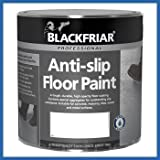 Blackfriar Anti Slip Floor and Step Safety Paint White - 1 Litre