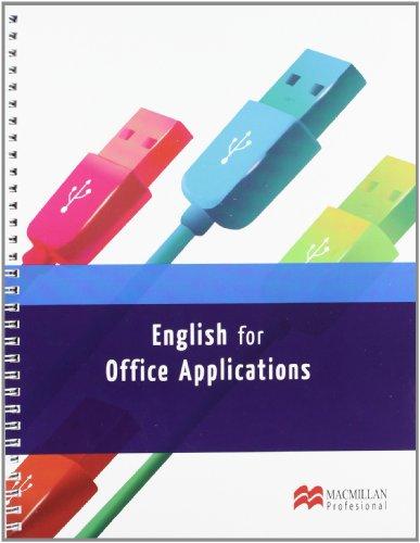 English Office Applications (Administració y Finanzas)
