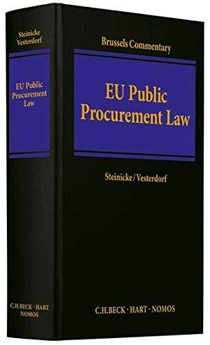 EU Public Procurement Law: Brussels Commentary