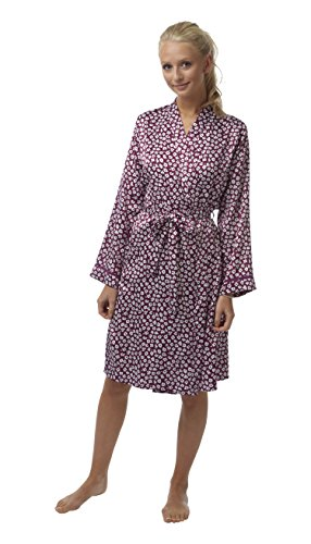 Indigo Sky - Robe de chambre - Femme Prune