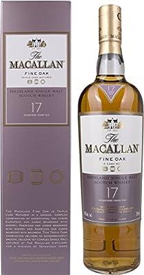 Macallan 17 years old Fine Oak