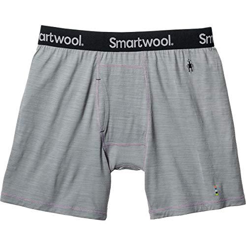 Smartwool Herren Merino 150 Pattern Boxer Kurze Unterhose Funktionsunterwäsche - Smartwool Lange Unterhosen