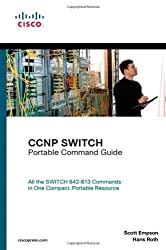 CCNP SWITCH Portable Command Guide by Scott Empson (2010-04-08)