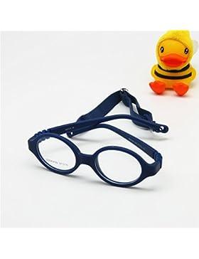 EnzoDate bébé-planta no fliexible seguridad flexible con correa ciclo con marco, las lentes ópticas ordinarias...