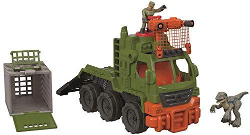 Jurassic World Truck-Trap Dinosaurs (Mattel FMX87)