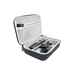 Hart Reise Fall Case Tasche für Philips Bartschneider Series MG3720/15 MG3757/15 MG5720/15 von SANVSEN