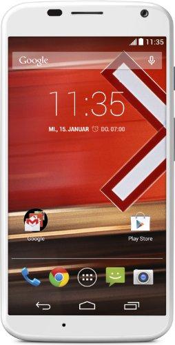 Motorola MotoX Smartphone, 16 GB, Bianco [Italia]