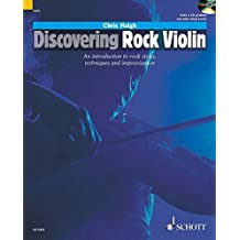 Discovering Rock Violin: The Use of the Violin in Pop, Folk and Rock Music