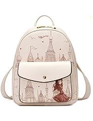 FAIRYSAN - Bolso mochila  para mujer