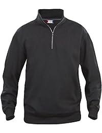 noTrash2003 Sweatshirt Half Zip by Clique in 14 Farben und 7 Größen
