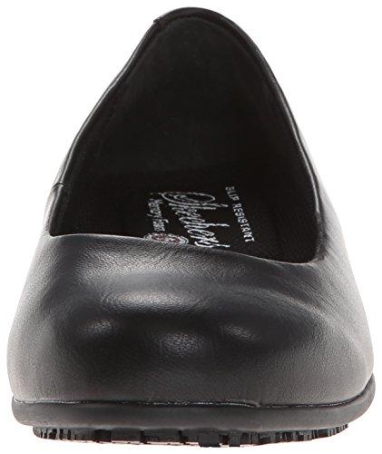 Scarpa Traspirare Nero Skechers Donne Adulazione Antiscivolo pq4TZa