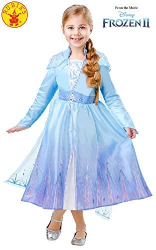 Frozen 2 Deluxe ELSA Travel Kostüm L (Elsa Von Frozen Kostüm)