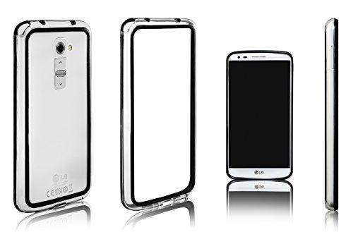 xcessor-custodia-bumper-classic-per-lg-g2-gomma-e-plastica-nero-transparente