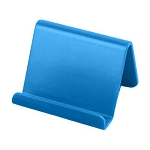 YEARNLY Handy Halterung Smartphone Ständer - Universal Halter kompatibel/Tablet Ständer Handyhalterung Multi Winkel Handy Stand Halter kompatibel -Geeignet für jedes Handy