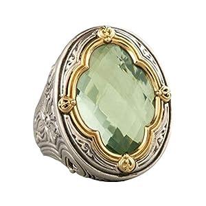 YSoutstripdu Damen Vintage Kunststein Fingerring Verlobungsring Ehering Schmuck Dekoration