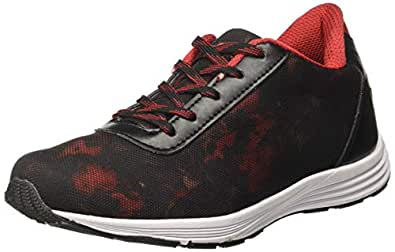 Lucy&Luke (By Liberty) Boy's Harper-7 Red Indian Shoes-11 Kids UK/India (29 EU) (5512085120290)