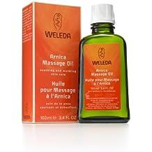 Weleda - 8306 - Aceite de Masaje con Árnica Weleda 100 ml