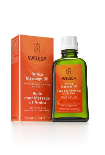 Body de Weleda Huile de Massage a l'Arnica 100ml