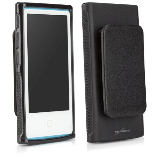 boxwave-blackout-coque-avec-clip-pour-apple-new-ipod-nano-7eme-generation-durable-coque-fine-en-tpu-