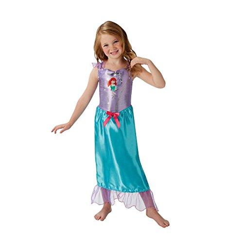 Rubie' s Costume da bambina ufficiale Disney Princess Fairy Tale Ariel – Medium