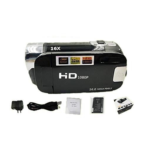 D90 High Definition Digitalkamera TFT LCD 1080P 16MP 16X Digitalzoom High-definition 1080p Lcd
