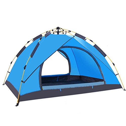ZP Zelte Wasserdicht Ultraleicht und wasserdicht, , 3-4 3x3 Wachsen Zelt Komplett