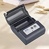 Ting-Times Mini Wireless Thermal Printer, 80mm Portable USB Receipt Ticket Printer POS For iOS, Android & Windows Wireless