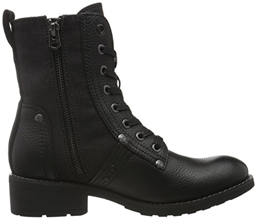G-STAR RAW Labour Boot, Bottes Rangers Femme Noir (black 990)