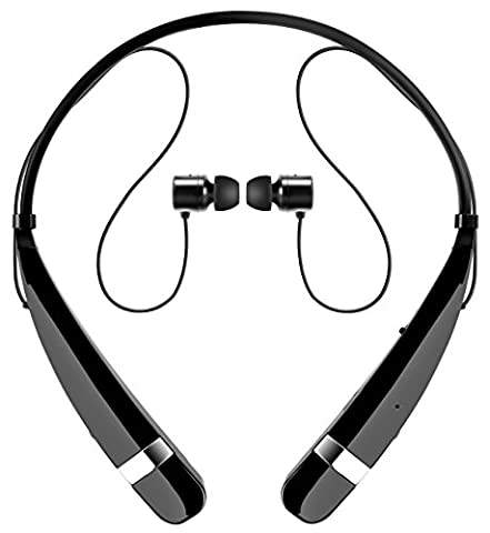 LG Tone Pro Bluetooth In-Ear Headphones with Mic and