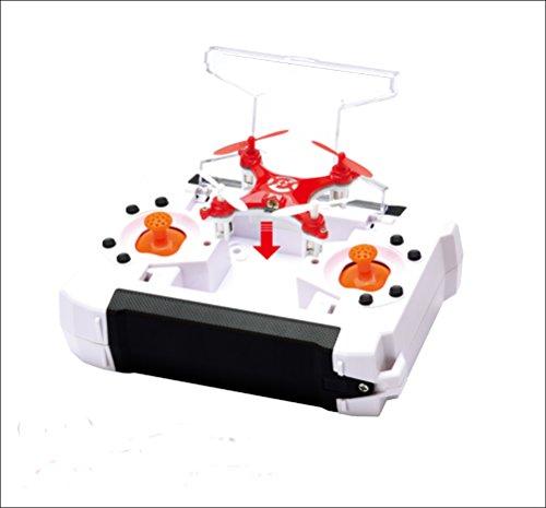 Qprods - Micro Pocket Drone Quadcopter. modalità