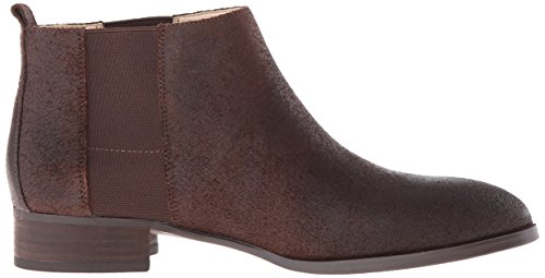 Nine West Nolynn Cuir Bottine Dark Brown