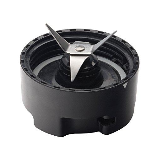 Ufesa BS1000 Batidora de vaso personal cuchillas de acero inoxidable desmontables y aptas para picar hielo 250 W, 0.6 litros, Plástico, 2 Velocidades, Verde y blanco